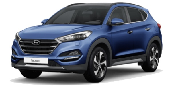 Toyota tucson Madere