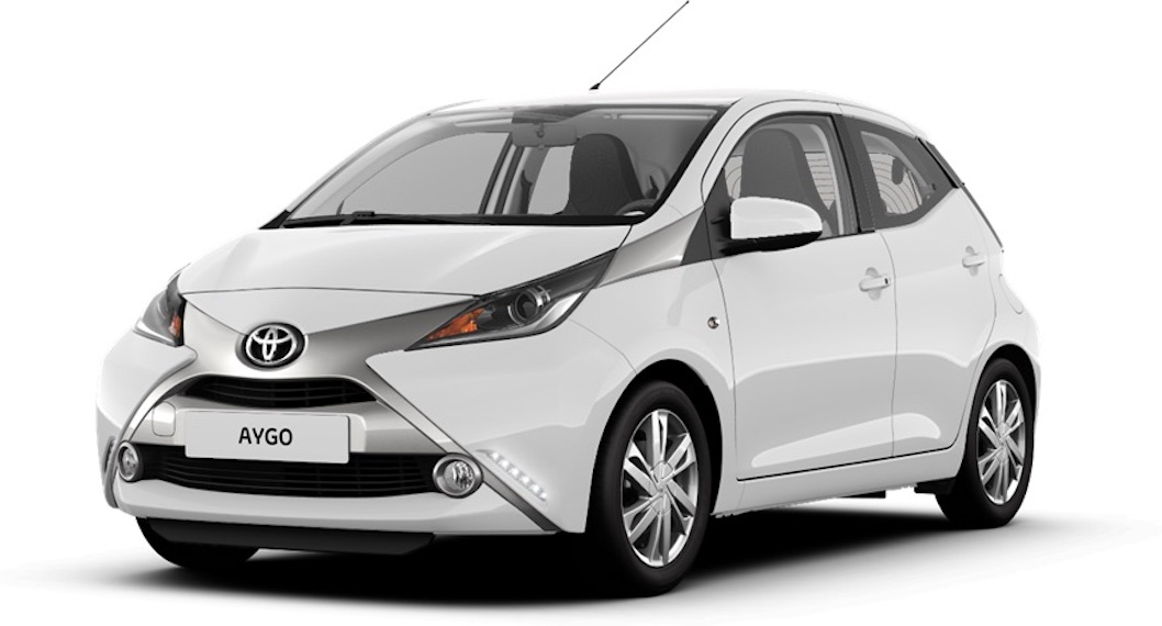 Toyota Aygo Madere